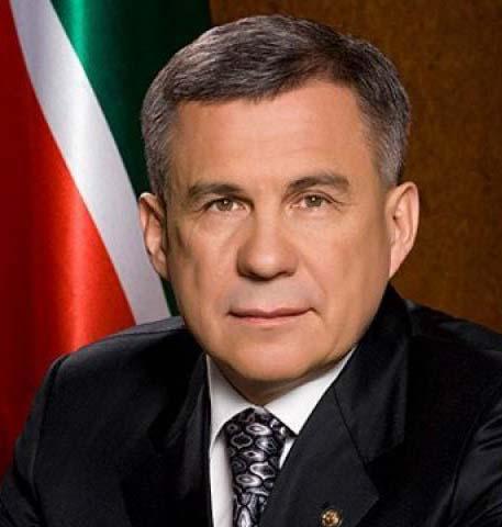 USRBC roundtable with President of Tatarstan Rustam Minnikhanov